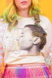 Camiseta T-shirt PLUS Anatomia Feminina