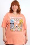 Camiseta T-shirt PLUS Daydream