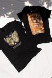Camiseta T-shirt PLUS Don´T Touch Gato