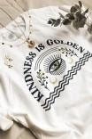 Camiseta T-shirt PLUS Kindness Is Golden