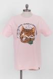 Camiseta T-shirt PLUS Smoking Gato