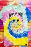 Camiseta T-shirt PLUS Tie Dye Smile