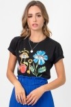 Camiseta T-shirt Rosto Surrealista