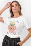 Camiseta T-shirt Sacred Heart