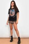 Camiseta T-shirt Saturno Caveiras