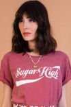 Camiseta T-shirt Sugar High