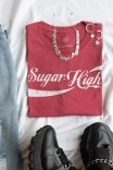 Camiseta T-shirt Sugar High