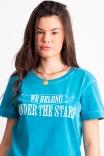 Camiseta T-shirt Under The Stars