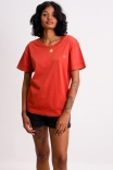 Camiseta T-shirt Unisex Logo Telha