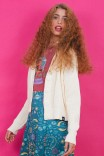 Cardigan Tricot Off White