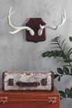 Chifre Decor Alce / Veado Vintage