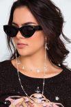 Glass Chain Salva Óculos Bolinha
