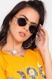 Glass Chain Salva Óculos Céu