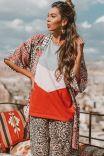 Kimono Colors Summer Blocks