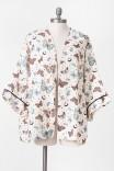 Kimono de Amarrar Borboletas