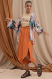 Kimono de Amarrar Gemstone
