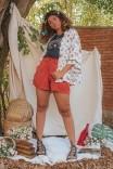 Shorts Bete Pecan