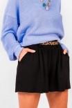 Shorts Bete Preto