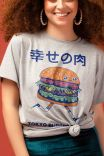 T-shirt BDP Burger Run