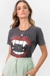 Camiseta T-shirt Boca Her Lips