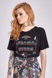 T-shirt Botone DRAMA QUEEN