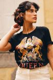 T-shirt CHAMPIONS Brasão Queen