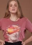 Camiseta T-shirt Mercurio Estátua
