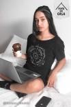 Camiseta T-shirt Bot Elementos