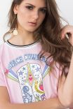 T-shirt Patins Space Cowgirl