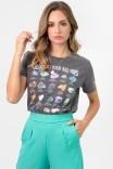 Camiseta T-shirt Pedras Gemstones Vibes
