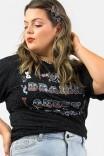 Camiseta T-shirt PLUS Botone DRAMA QUEEN