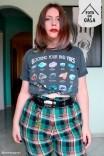 Camiseta T-shirt PLUS Pedras Gemstones Vibes