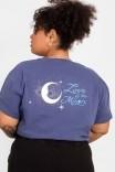 Camiseta T-shirt PLUS Sun And Moon