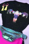T-shirt PLUS Útero Sacred Feminine