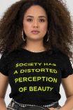 T-shirt Respingos Neon SOCIETY