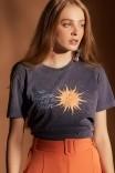 Camiseta T-shirt Sun And Moon