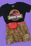 T-shirt Uni Jurassic Park