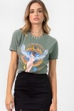 Camiseta T-shirt Urano Asas