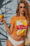 T-shirt Vintage Lemonade