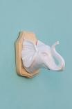 Vaso Decor Cabeça Elefante