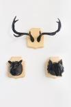 Vaso Decor Cabeça Rinoceronte