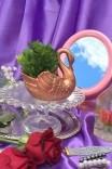 Vaso Decor - Mini Cisne