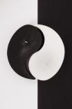 Vela Dupla Decor Yin Yang