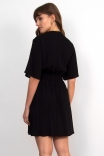 Vestido Nó Preto