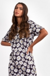 Vestido T-shirt Midi Margarida