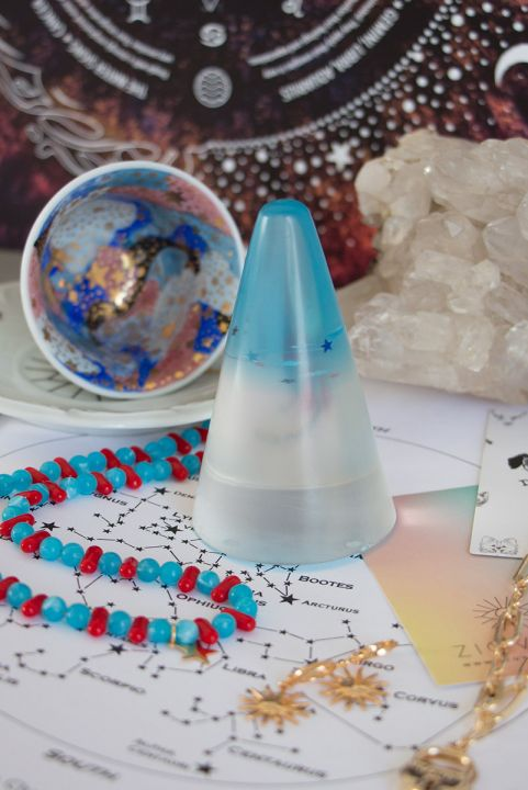 Adorno Decor Cone Star