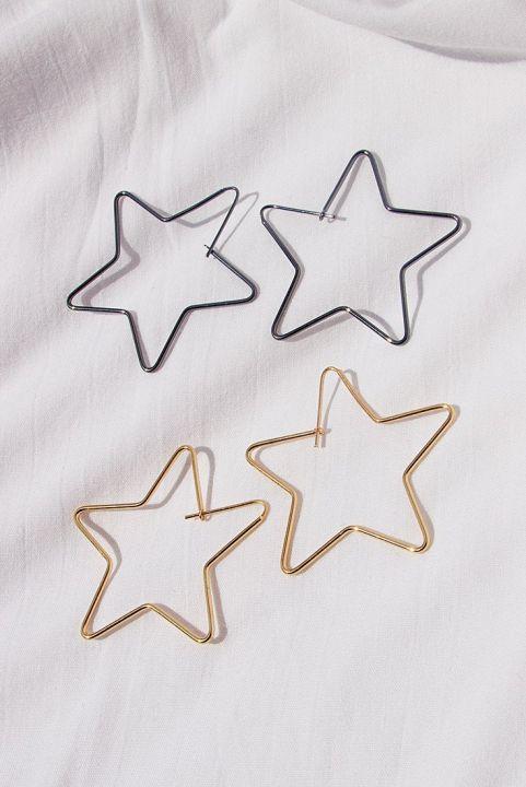 Argola Fio Estrela