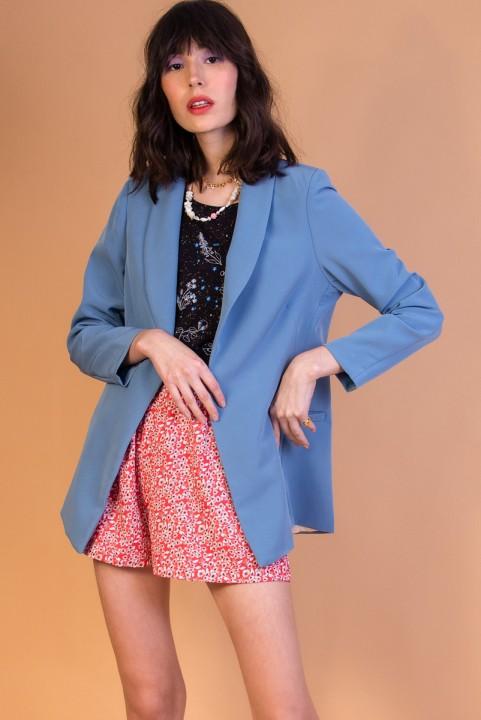 Blazer Elisa Azul