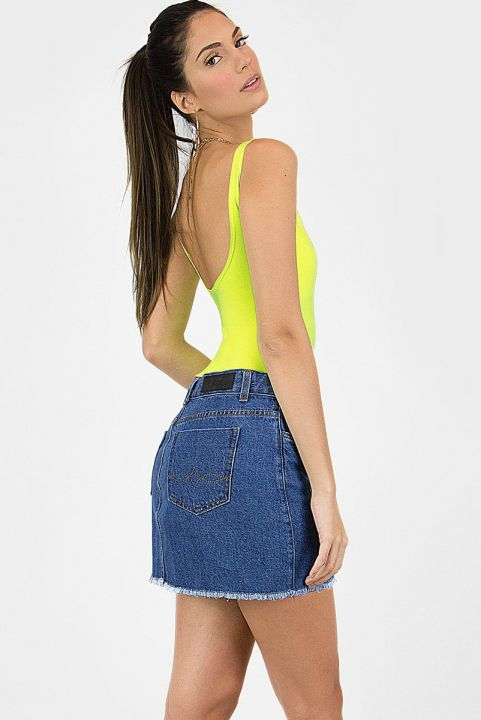 Body Neon - Amarelo