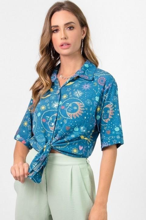 Camisa Unissex Cosmico
